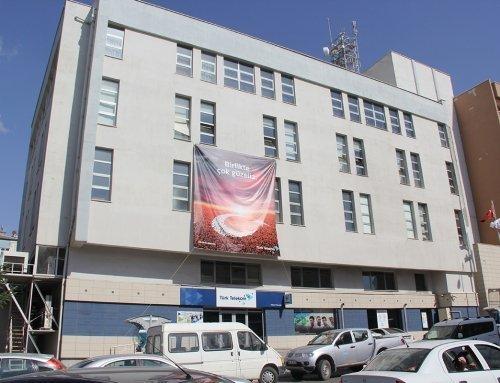Türk Telekom Binası