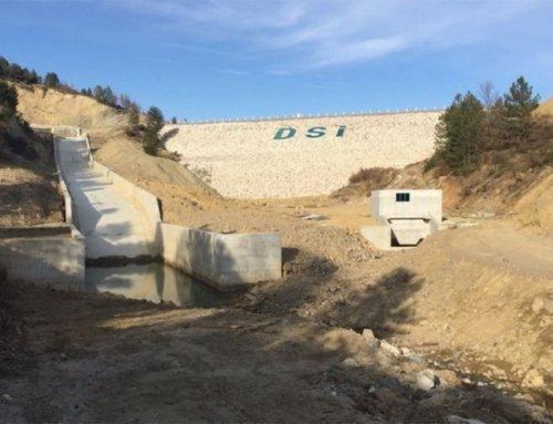 Aşağıkaracahisar Barajı, Uşak