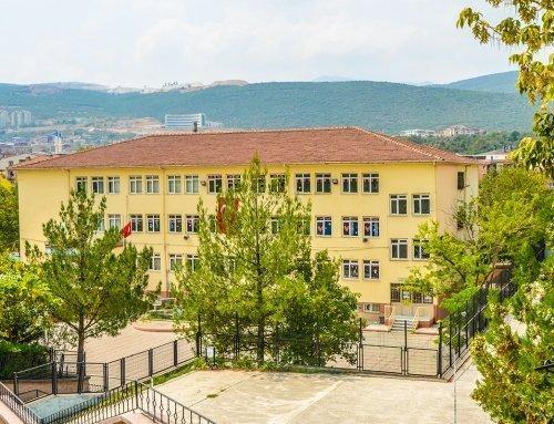 Tuna İlkokulu, Bursa